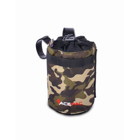Acepac Fat Bottle Bag camo